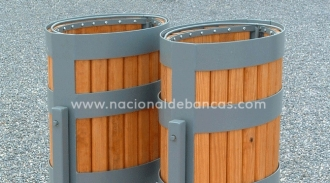 Allende doble oval BE-002